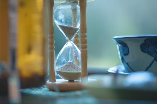 時間というレバレッジ