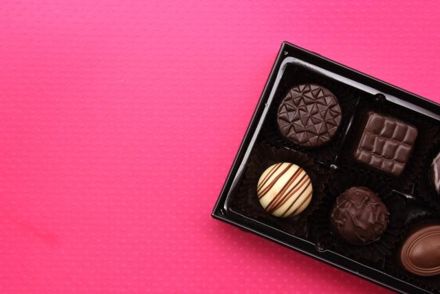 人生はチョコレートの箱