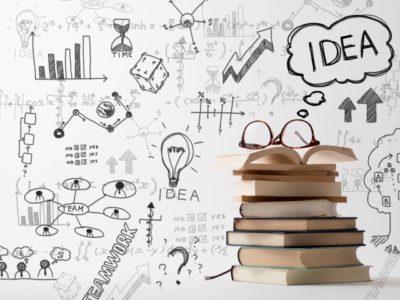 アイディアをまとめるのに効果的なノート術~マインドマップ~
